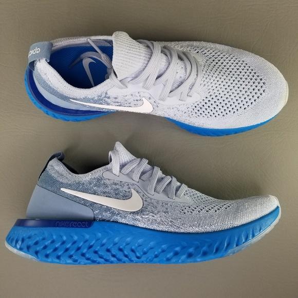 81e6a02fc34b5 Nike Women s Epic React Flyknit Running Shoes 8